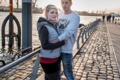 Jess und Gunnar - Hamburg